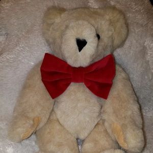 """Vermont Teddy Bear Company Other - Vermont TEDDY BEAR Co. Posable Jointed 16"""" Plush"""